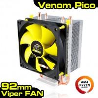 Akasa Venom Pico Intel Uyumlu işlemci Soğutucu