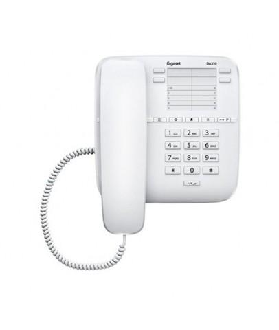 GIGASET DA310 Beyaz Kablolu Telefon